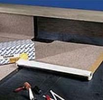 SBS asphalt waterproofing membrane / elastomer / for roofs / roll