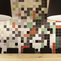 Bathroom tile / floor / ceramic / plain