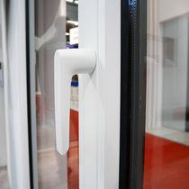 Door handle / window / tilt-and-turn window / aluminum