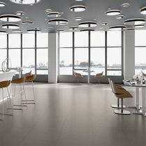 Floor tile / porcelain stoneware / plain / matte