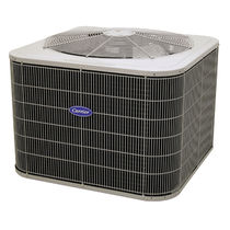Floor-mounted air conditioner / monobloc / residential / outdoor