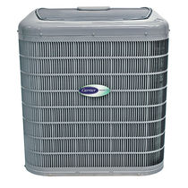Air source heat pump / residential / outdoor
