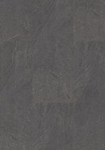 HDF laminate flooring / click-fit laminate flooring / stone look / tile look