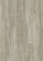 Vinyl flooring / residential / strip / wood look
