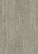 Vinyl flooring / residential / strip / matte