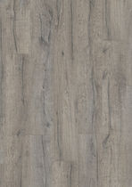 Vinyl flooring / residential / strip / tile