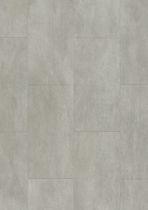 Vinyl flooring / residential / tile / high-gloss