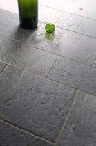 Floor tile / natural stone / matte