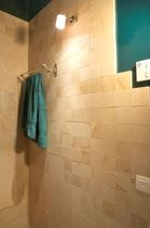 Natural stone wall cladding panel / interior