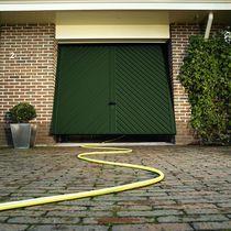 Tilting garage doors / galvanized steel / automatic