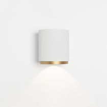 Contemporary wall light / aluminum / LED