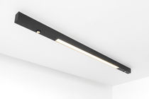 Surface mounted lighting profile / hanging / LED / dimmable