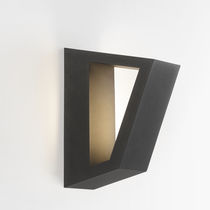 Contemporary wall light / aluminum / LED / dimmable