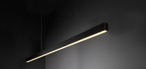 Hanging lighting profile / ceiling / LED / fluorescent