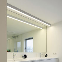 Built-in lighting profile / wall-mounted / hanging / ceiling