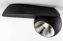 Wall-mounted spotlight / ceiling-mounted / indoor / LED