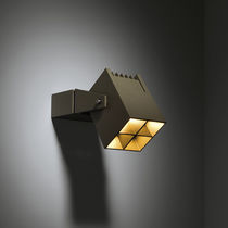 Wall-mounted spotlight / floor-mounted / garden / LED