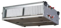 Indoor air handling unit / compact
