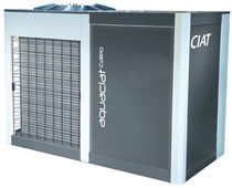 Air source heat pump / residential / outdoor / high-temperature
