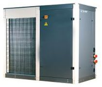 Commercial condensing unit / industrial / air-cooled / compact