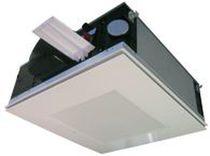 Ceiling-mounted fan coil / cassette