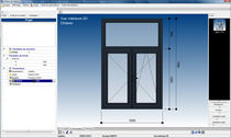 3D CAD software: joinery MENUISERIES COVER GROUP