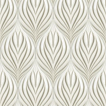 3D ceramic wall tile: floral pattern JARDIN : BLOOM  ARTISTIC TILE