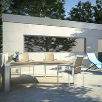 3D object library: furniture MODERN GARDEN FURNITURE DOSCH DESIGN