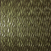 3D porcelain stoneware wall tile: metallic look SAVANA: SAVANA VERDE Lifetile
