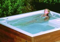 4 seater built-in hot-tub COMBI USSPA, s.r.o.