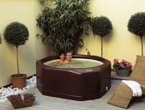 4 seater portable hot-tub IDROMAS LAGHETTO