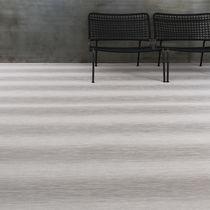 PVC flooring / textile / polyurethane / commercial