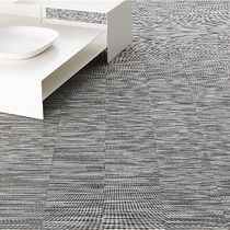 Woven carpet / synthetic / vinyl / for healthcare facilities