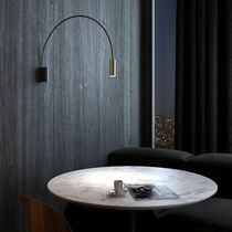 Contemporary wall light / aluminum / acrylic / LED