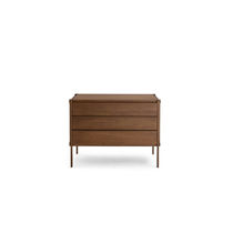 Contemporary chest of drawers / wooden