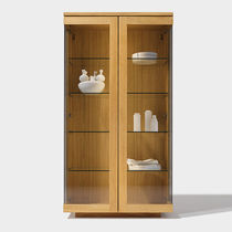 Contemporary china cabinet / wooden