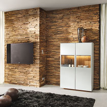 Wooden wallcovering / residential