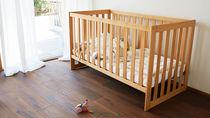 Standard cradle / wooden / unisex