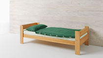 Single bed / contemporary / wooden / child's