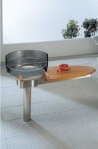 Charcoal barbecue / metal