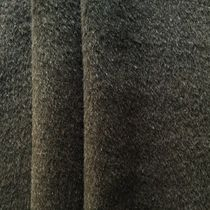Upholstery fabric / plain / wool / polyamide