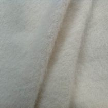 Curtain fabric / plain / wool