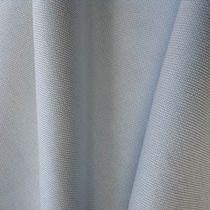Curtain fabric / plain / polyethylene / light-filtering