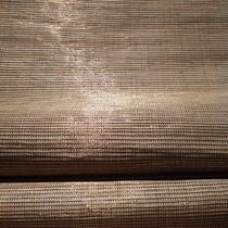 Roller blind fabric / plain / polyester / abaca