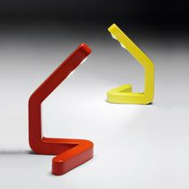 Table lamp / contemporary / ceramic / yellow