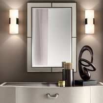 Wall-mounted mirror / floor-standing / hanging / contemporary