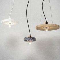 Pendant lamp / contemporary / aluminum