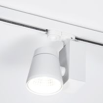 LED track light / aluminum / commercial