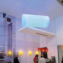 Pendant lamp / original design / polyethylene / metal