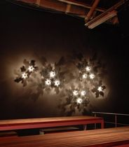 Original design wall light / aluminum / LED / IP20